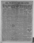 El Nuevo Mexicano, 04-06-1922 by La Compania Impresora del Nuevo Mexicano