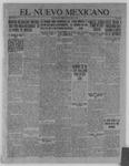El Nuevo Mexicano, 04-13-1922 by La Compania Impresora del Nuevo Mexicano
