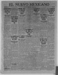 El Nuevo Mexicano, 04-20-1922 by La Compania Impresora del Nuevo Mexicano