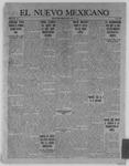 El Nuevo Mexicano, 04-27-1922 by La Compania Impresora del Nuevo Mexicano