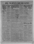 El Nuevo Mexicano, 05-18-1922 by La Compania Impresora del Nuevo Mexicano