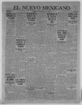 El Nuevo Mexicano, 05-25-1922 by La Compania Impresora del Nuevo Mexicano