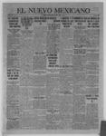 El Nuevo Mexicano, 06-01-1922 by La Compania Impresora del Nuevo Mexicano