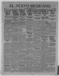 El Nuevo Mexicano, 06-08-1922 by La Compania Impresora del Nuevo Mexicano