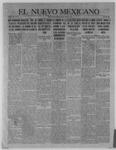 El Nuevo Mexicano, 06-22-1922 by La Compania Impresora del Nuevo Mexicano