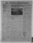 El Nuevo Mexicano, 06-29-1922 by La Compania Impresora del Nuevo Mexicano