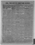 El Nuevo Mexicano, 07-06-1922 by La Compania Impresora del Nuevo Mexicano