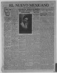 El Nuevo Mexicano, 07-13-1922 by La Compania Impresora del Nuevo Mexicano