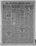 El Nuevo Mexicano, 07-20-1922 by La Compania Impresora del Nuevo Mexicano