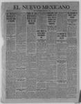 El Nuevo Mexicano, 07-27-1922