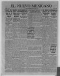 El Nuevo Mexicano, 08-17-1922 by La Compania Impresora del Nuevo Mexicano