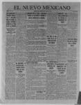El Nuevo Mexicano, 08-24-1922 by La Compania Impresora del Nuevo Mexicano