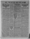 El Nuevo Mexicano, 08-31-1922 by La Compania Impresora del Nuevo Mexicano