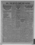 El Nuevo Mexicano, 09-07-1922 by La Compania Impresora del Nuevo Mexicano