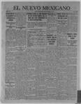 El Nuevo Mexicano, 09-14-1922 by La Compania Impresora del Nuevo Mexicano