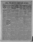 El Nuevo Mexicano, 09-21-1922 by La Compania Impresora del Nuevo Mexicano