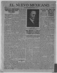 El Nuevo Mexicano, 09-28-1922 by La Compania Impresora del Nuevo Mexicano