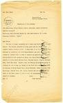 Japanese War Crime Tribunal Letter by Keisuke Okada