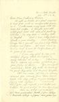 Otero-Stinson Letters 1 by Atsuci C. Kobayaci