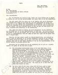 Sophie D. Aberle Letter