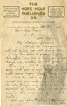 Waldo H. Rogers Letters 3