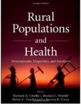 Physical activity promotion in rural America. In: Crosby RA, Wendel ML, Vanderpool RC, Casey BR, eds. Rural Populations and Health: Determinants, Disparities, and Solutions by Richard Kozoll and Sally Davis