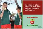 Eat Smart, Play Hard - English by Glenda Canaca