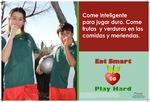 Eat Smart, Play Hard - Spanish by Glenda Canaca