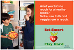 Reach for a Healthy Snack - English
