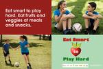 Eat Smart, Play Hard Poster 1 English 2018