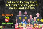 Eat Fruits and Veggies 2019 English