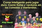 Eat Fruits and Veggies 2019 Spanish