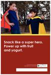 Snack like a Super Hero - English