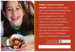 Start Every Day the Whole Grain Way for Children- Spanish