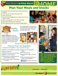 Eat Smart to Play Hard @Home, Issue 3, revised June 2018 by Glenda Canaca and Jennifer Johnston