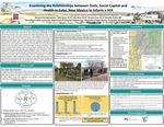 Examining the Relationships between Trails, Social Capital and Health in Cuba, New Mexico to Inform a HIA