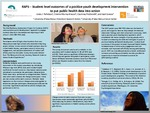 RAPS - Student level outcomes of a positive youth development intervention to put public health data into action