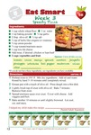 Eat Smart 4th Grade Week 3 Speedy Pizza (English & Español) by Glenda Canaca