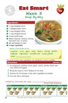 Eat Smart 5th Grade Week 3 Soup My Way (English & Español) by Glenda Canaca