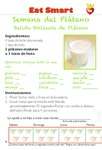 Eat Smart Semana del Platano by Glenda Canaca