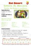 Eat Smart Semana de Manzana by Glenda Canaca