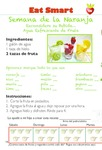 Eat Smart Semana de La Naranja by Glenda Canaca