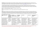 2014/15 UC Native American Studies BA Assessment