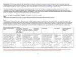 2014/2015 UC/BIS Assessment