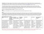 2014/2015 UC/BLA Assessment