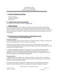 2015/2016 UC/AF Admin Assessment Plans