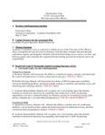 2018/2019 UC/AF Admin Assessment Plans