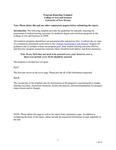 2015/2016 CAS Physics PhD Assessment