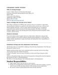 2019-20 Advising Strategies Advising Description Catalog