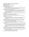 2017/2018 SOE Mechanical Engineering PhD Assessment